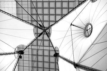 Paris, La Grande Arche von Bert Bouwmeester
