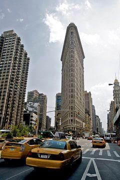New York, Flatiron Gebäude von Gerrit de Heus