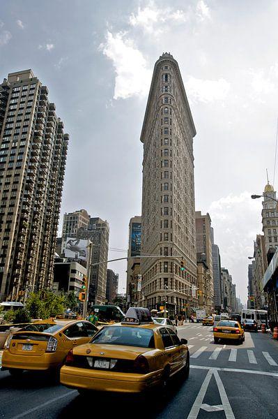 New York, Flatiron Building  van Gerrit de Heus