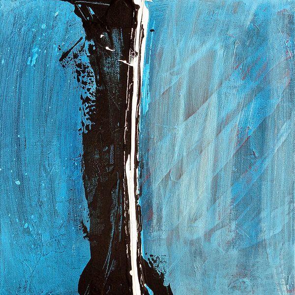 The Line Abstract von Rob van Heertum