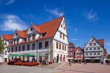 Ancien hôtel de ville, Celle, Landes de Lunebourg sur Torsten Krüger