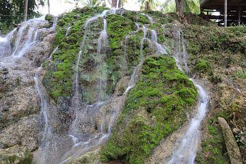 waterval indonesie von Wesley Klijnstra