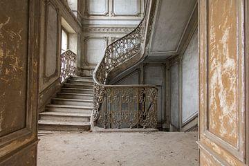 Urbex - Main staircase sur Tim Vlielander