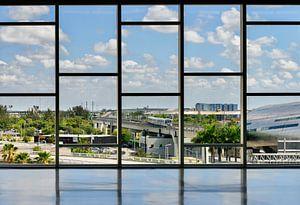 Miami Airport Train Station