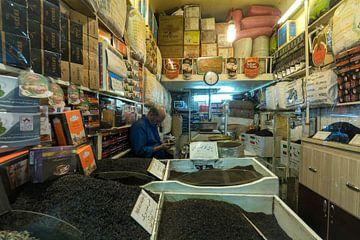 Iran: Bazaar van Tabriz (Tabriz) van Maarten Verhees