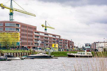 Breda in aanbouw van Sem Lemmers