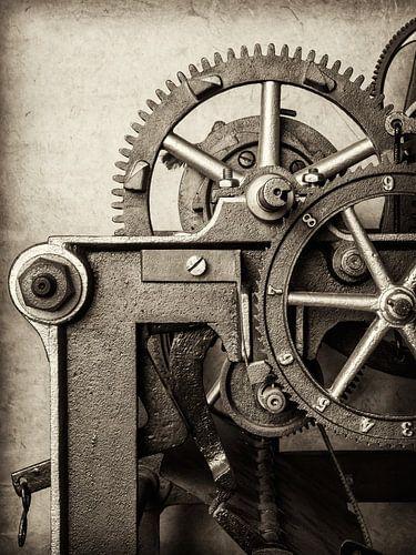 De oude Machine van