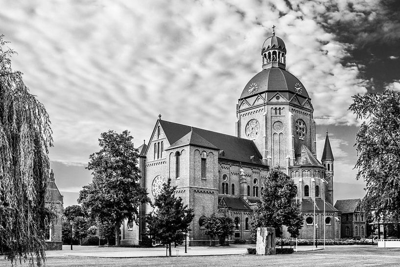 Sint Bavo Kerk van Thomas van der Willik