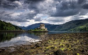 Eilean Donan Castle van