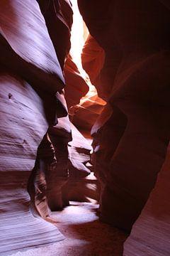 Antelope Canyon, Arizona von Anouk Davidse