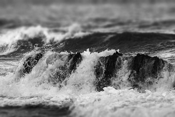 Waves III van Herbert Seiffert