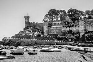 Castell de Tossa van
