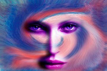 Vrouwen blik-Women look-Regard de femmes-Frauen suchen van aldino marsella