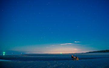 Strand Vlieland | Sternengucken von Vlielandplaatjes