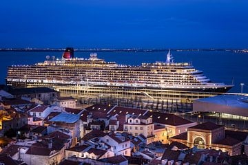 Koningin Victoria, Lissabon van Jens Korte