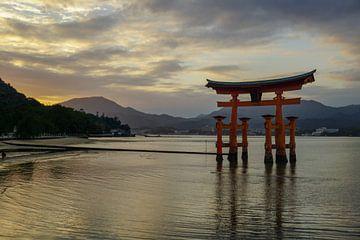 Miyajima Japan van