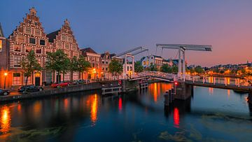 De Gravestenenbrug, Haarlem, Niederlande