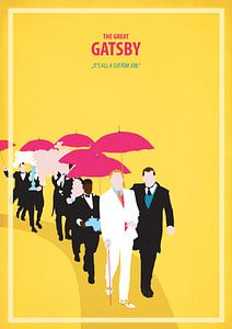 De Grote Gatsby van Fraulein Fisher