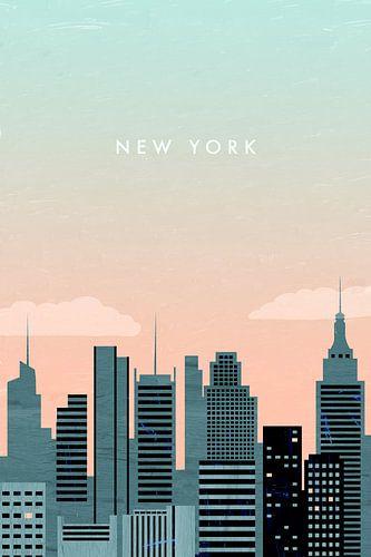 New York von Katinka Reinke