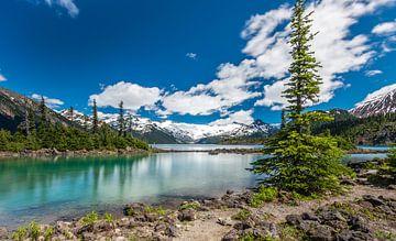 Garibaldi lake van Eelke Brandsma