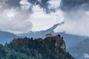 Burg von Bled von Jozef Gyant