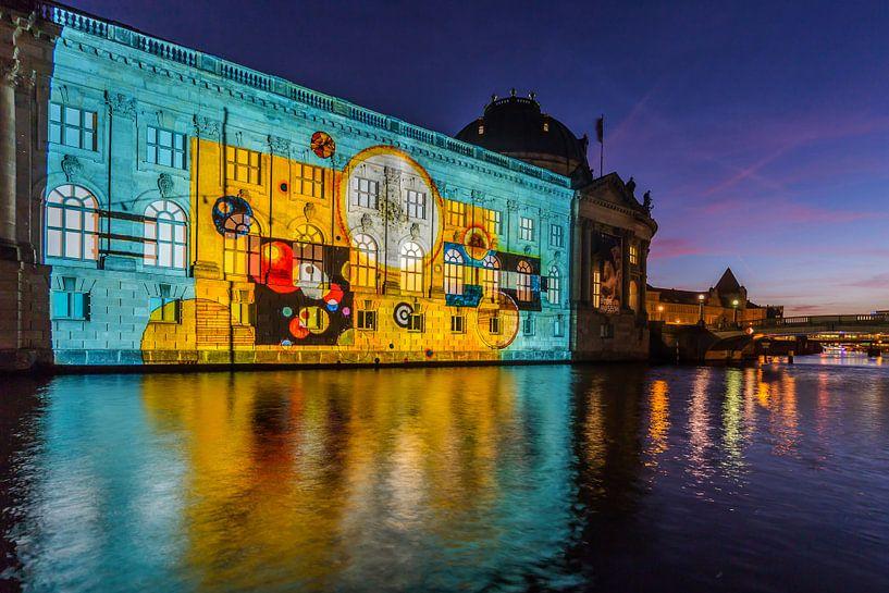 Le Bodemuseum Berlin sous un jour particulier sur Frank Herrmann