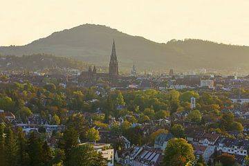 Freiburg im Herbst van Patrick Lohmüller
