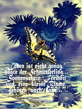 Het leven is niet genoeg .... van Christine Nöhmeier