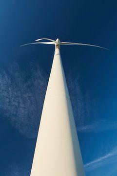 Windturbine van Ad Jekel