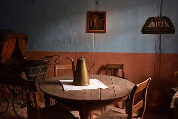 rust in een oud huisje van Van alles wat