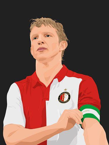 Dirk Kuijt portret van