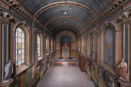 Kleurrijke Kapel von Perry Wiertz