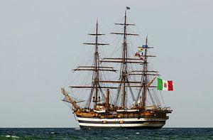 Vollschiff Amerigo Vespucci