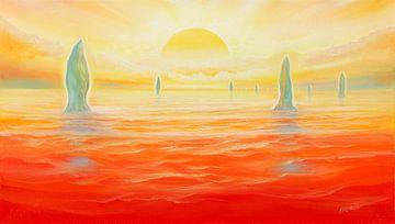 Meeres-Türme von Silvian Sternhagel
