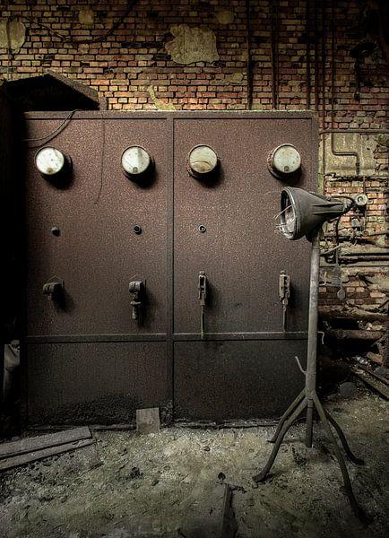 Armoire électrique sur Olivier Photography
