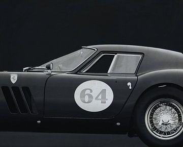 Ferrari 250 GTO 1964 s/w von Jan Keteleer