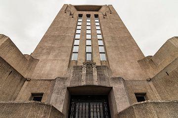 Die Kathedrale, Radio Kootwijk von Meindert Marinus