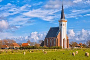 Hoornder kerkje van Johan Habing