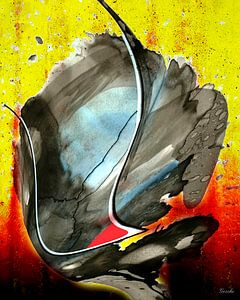 Abstrakte Impression