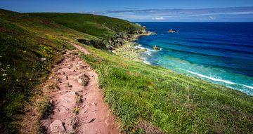 Spaziergang an der Küste von Jeroen Mikkers