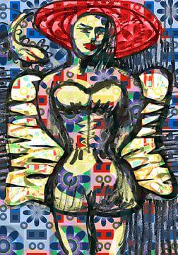 Verkleed als een engel van ART Eva Maria