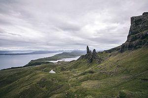 Old Man of Storr in Schotland van Jeroen Verhees