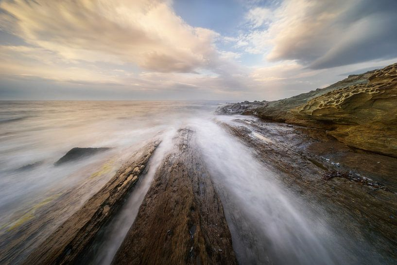 Corsica Coast van Wojciech Kruczynski