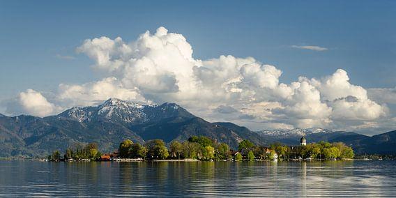 Fraueninsel Chiemsee in Bavaria