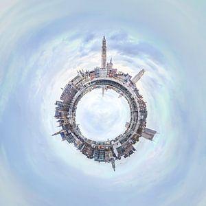 Antwerpen Planet hohe Auflösung von Maarten Visser