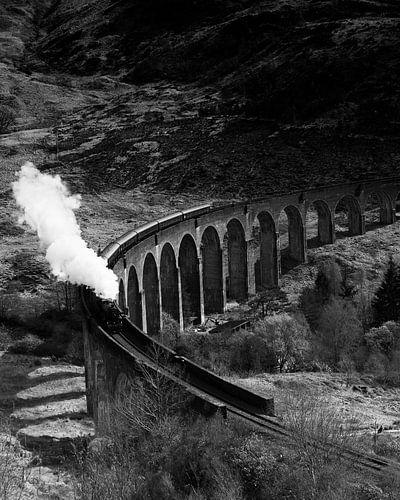 The Hogwarts Express van