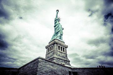 Freiheitsstatue 17 von FotoDennis.com