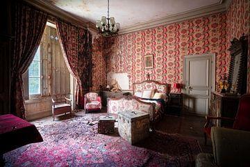 Chambre abandonnée en décomposition. sur Roman Robroek