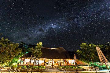 """""""Een duizend sterren lodge"""" Malawimeer van"""