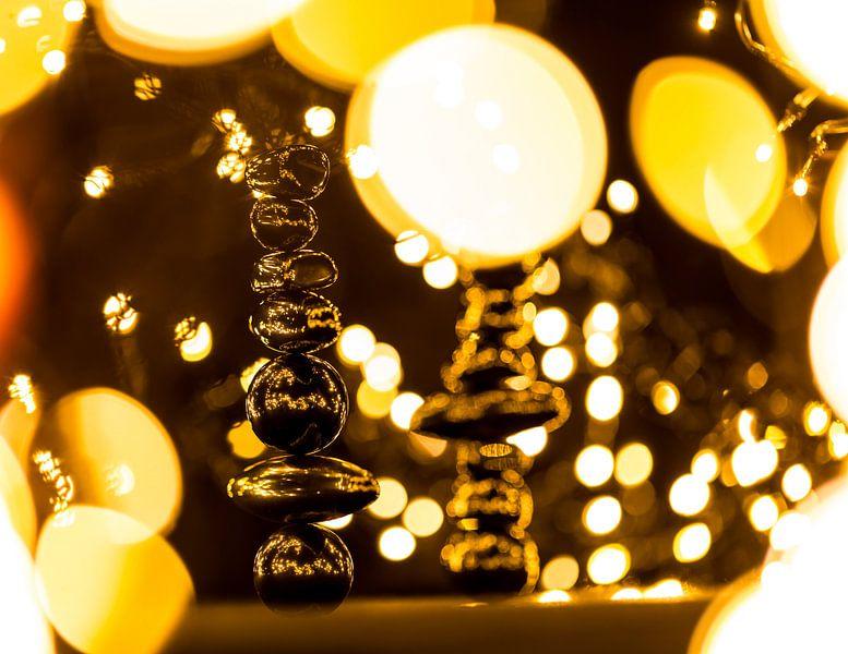 Licht, Steine und Achtsamkeit von Peter Leenen